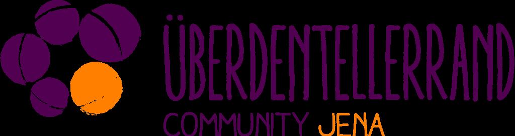 Logo der Über den Tellerrand Community Jena