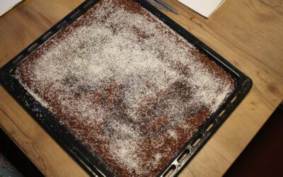 Original Murzynek – Kuchen mit Kakao und Kokos